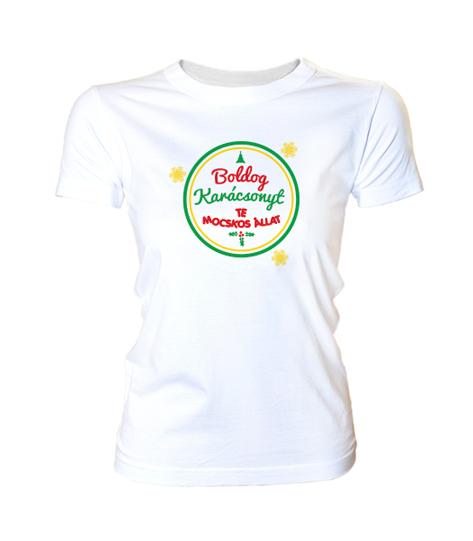 655f55448b 03 Boldog Karácsonyt te… (női póló)