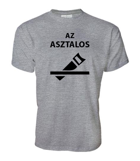 Az asztalos (férfi póló) - Polószabó ec8d075c55