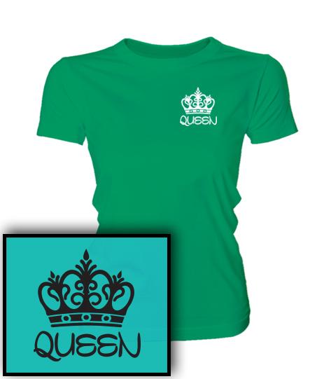959e6b2b48 King & Queen - minimal (női póló) - Polószabó