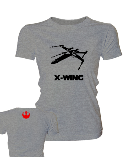 b258acd68c Star Wars - X wing (Női póló) - Polószabó